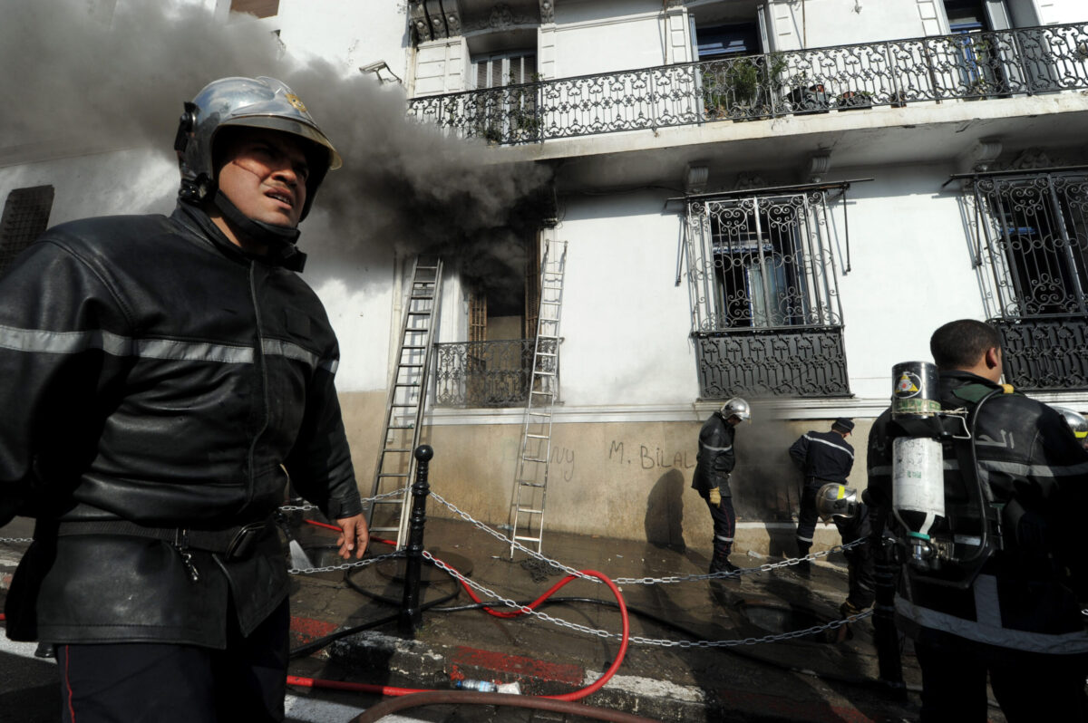 Algeria: Firefighters Suspended for Protesting Peacefully