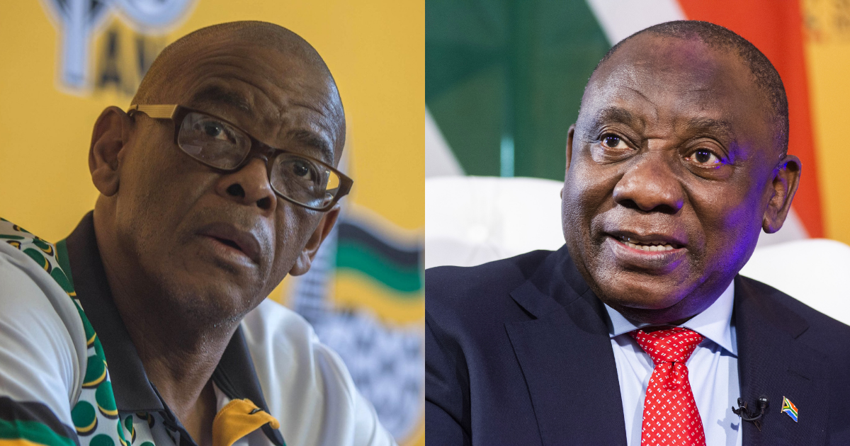 South Africa: ANC Scribe Rejects Suspension