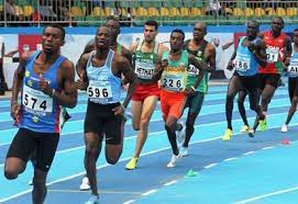 Athletes Compete at the African Athletics Championships - Photo Liberty V Radio