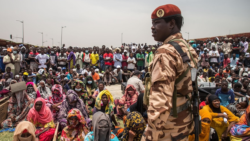 Chadian Military-led Council Offers a Civilian PM as a Compromise - Photo ABC