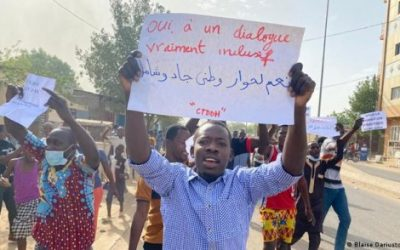 Chad: Calls for Sovereign National Conference