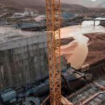 Ethiopia Building a Multi-Billion-Dollar Mega Dam on the Nile River - Photo The ANew Arab