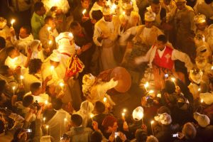 Ethiopian Easter Festival - Photo Off Road Ethiopia Tour