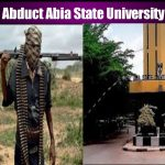 Gunmen Abduct Abia State University Students - YouTube ScreenGrab