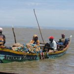 Kenyan Fishermen on Lake Victoria - Photo The Star