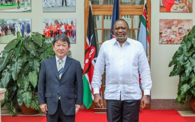 Kenya: Row Over Tax Exemption for Japs