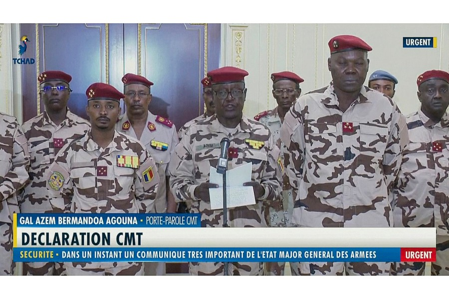 Chad: Opposition Continues to Decry Coup