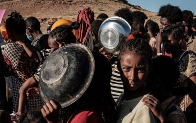 Ethiopia: Death from Famine Knocking on Doors