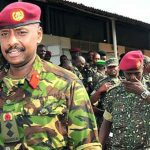 Museveni's Son, Muhoozi Kainerugaba - Photo The Guardian