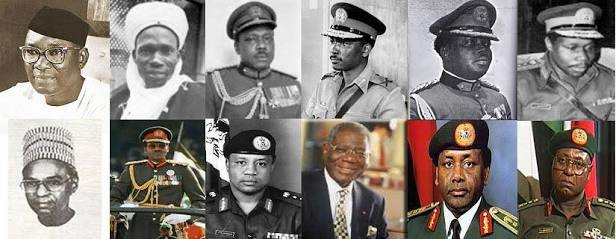 Nigeria's One Thousand and One Army Leaders - Photo Grafrica
