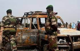 No Fewer than 16 Soldiers Killed by Gunmen - Photo News 24