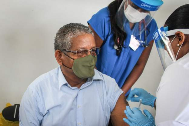 Seychelles: Most Vaccinated Nation in COVID Surge