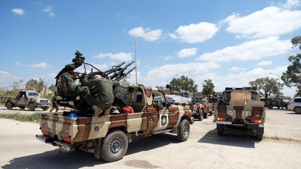 Preventing any Relapse into Armed Conflict in Libya - Photo International Crisis Group