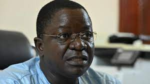 Prime Minister Named by the Military-led Transitional Council - Photo Yahoo News