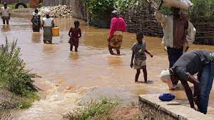 Residents Caught in the Rising Waters of Lake Tanganyika - Photo Anglican Ink