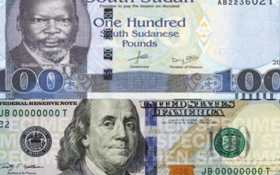 South Sudan: Pound Strengthens against the Dollar