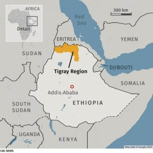 Tigray Ethiopia - Source CBC.ca