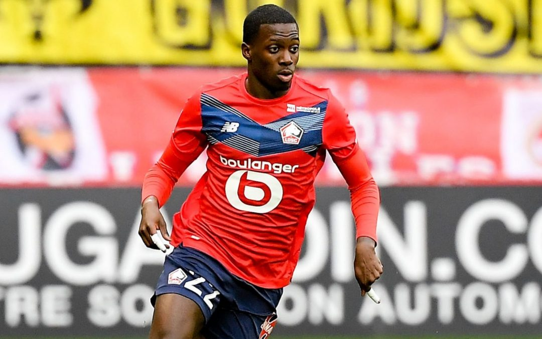 Timothy Weah - Photo Ligue 1