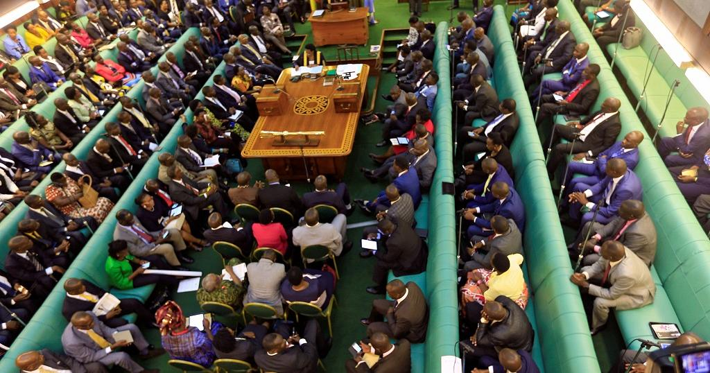 Ugandan MPs During a Parliamentary Session - Photo Africa News