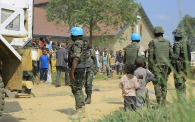 DR Congo: Two Injured in Attack on Church