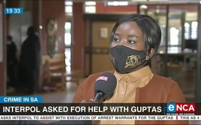 South Africa: Interpol Asked to Arrest Some Guptas