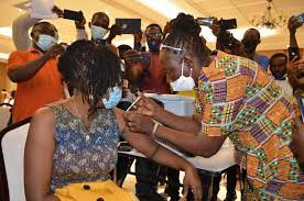 Liberia Launches Mass Vaccinations against COVID-19 - Photo WHO Africa Regional Office