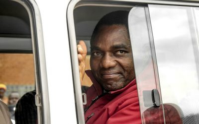 Zambia: Police Denies Firing at Opposition Leader's Convoy
