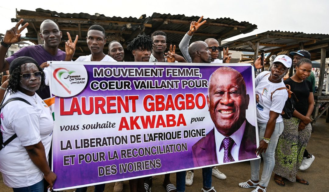 Cote d'Ivoire: Laurent Gbagbo Returns Home