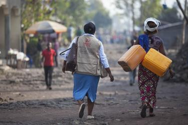 DR Congo: 500,000 Without Water after Eruption
