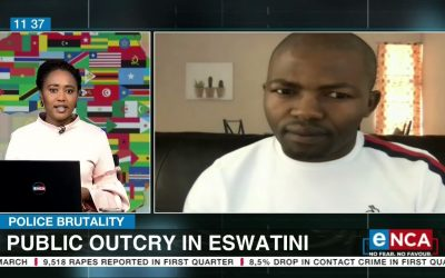 Eswatini: Students Protest Alleged Police Brutality