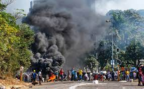 Death Toll Rises to 72 in South Africa Riots - Photo Premium Times Nigeria