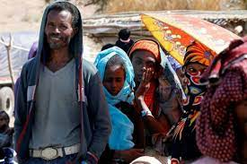 Ethiopian Authorities Accused of Forcibly Returning Eritrean Refugees to the Cojuntry They Fled - Photo Yahoo News