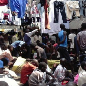 Inside the Overcrowded New Bell Prison - Photo Cameroun Online