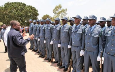 Mozambique: Ban on Use of Police Uniforms