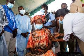 Only Six Percent of Senegal's 16 Million Inhabitants are Vaccinated - Photo VOX