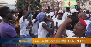Presidential Runoff Next August 8 in Sao Tome & Principe - ScreenGrab from Africa News
