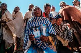 Relations of Disappeared Refugees Call for their Release - Photo Foreign Policy Magazine