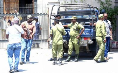 Tanzania: Opposition Leader Accused of Terrorism