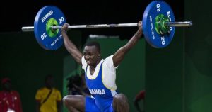 The Ugandan Weightlifter Who Disappeared in Japan - Photo Then24