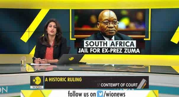 South Africa: Zuma Fighting to Stay Out of Jail