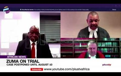 South Africa: Zuma's Corruption Trial Delayed